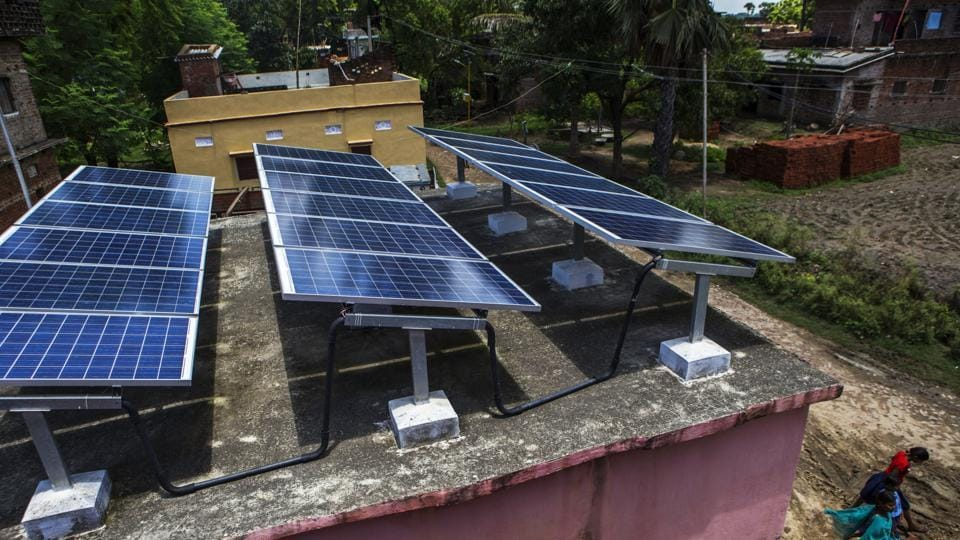Rooftops Of Small Business India S Solar Energy Secret