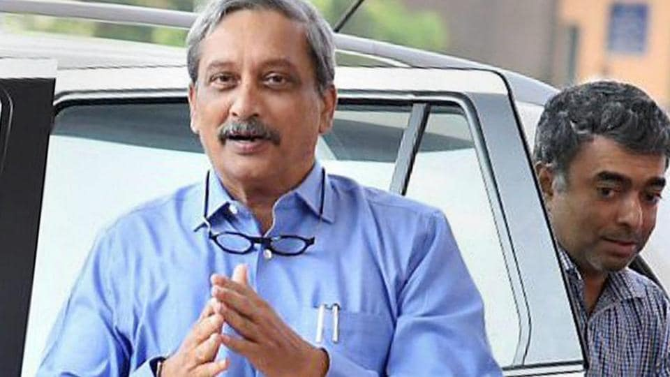 A three-member Cabinet Advisory Committee of Sudin Dhavalikar (MGP), Francis D'Souza (BJP) and Vijai Sardesai (Goa Forward Party) was also formed to advise the administration in CM Manohar Parrikar's (pic) absence.