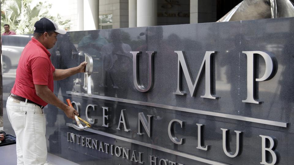 Donald Trump,Trump Hotel,Panama City