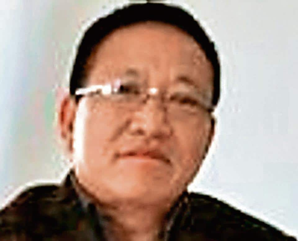 Nagaland outgoing chief minister, TR Zeliang, submitted his resignation to governor PB Acharya on Tuesday.