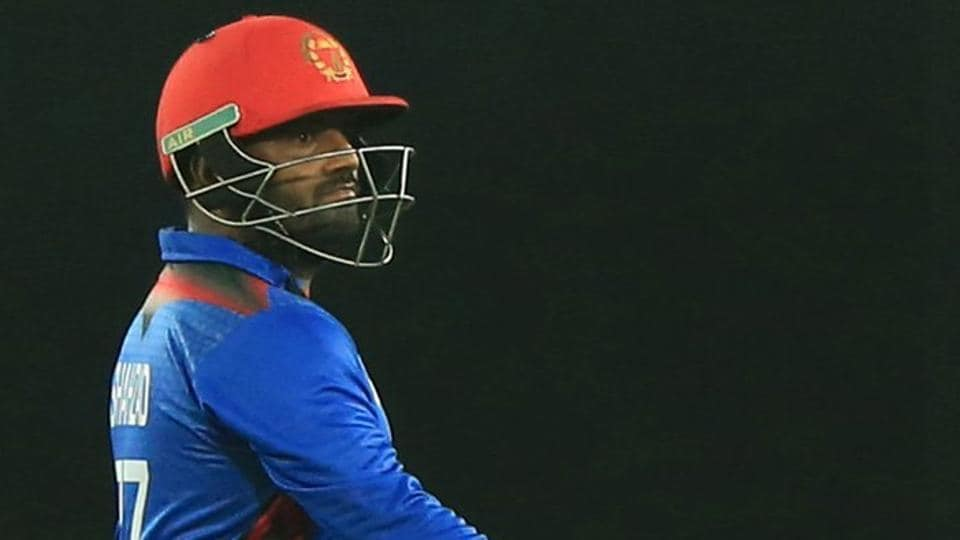 ICC World Cup Qualifiers,Mohammad Shahzad,Afghanistan Cricket Team