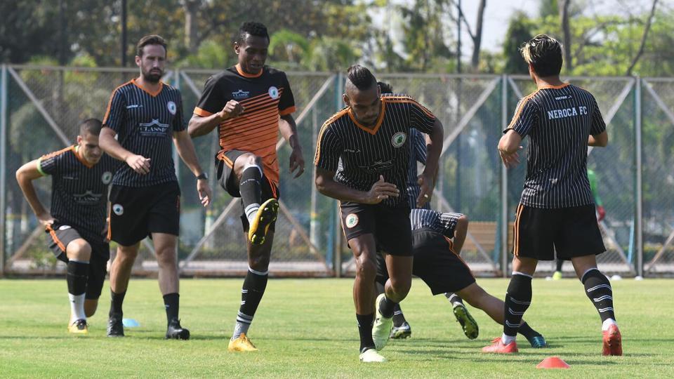 I-League,East Bengal,NEROCA FC