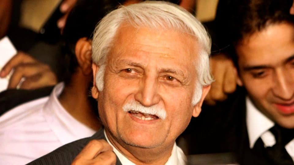 File photo of Pakistan People's Party lawmaker Farhatullah Babar, who served as the spokesman for late premier Benazir Bhutto and her widower Asif Ali Zardari when he was the president.
