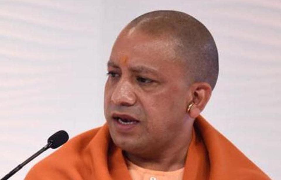 Chief minister Yogi Adityanath.