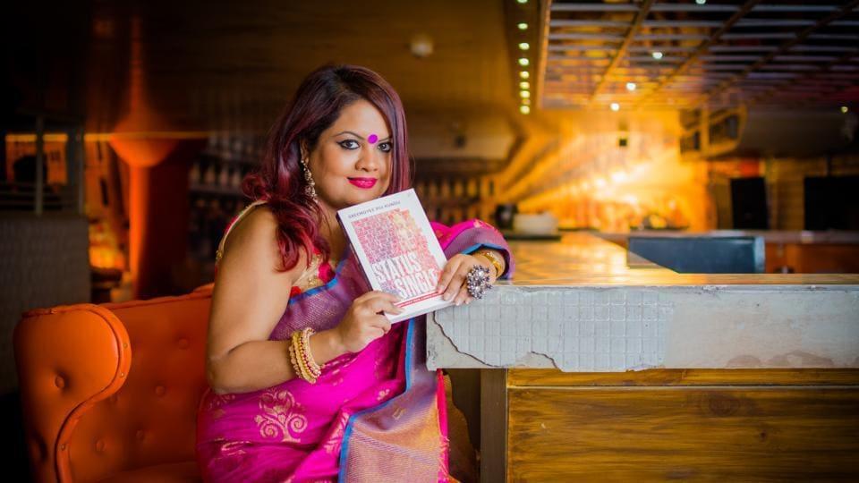 Sreemoyee Piu Kundu,Status Single,Book