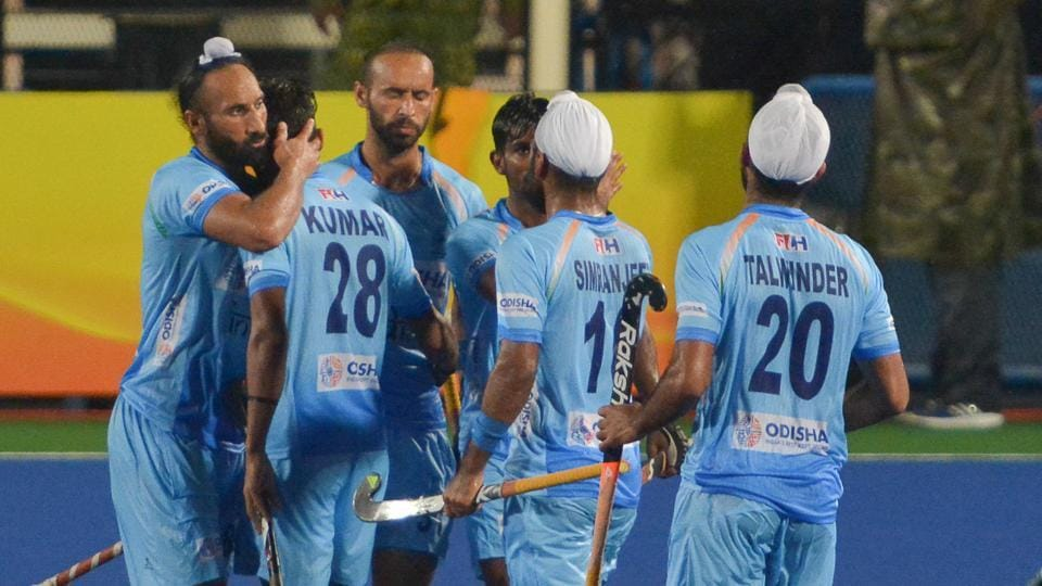 India men's national field hockey team,Sultan Azlan Shah Cup,India vs Malaysia