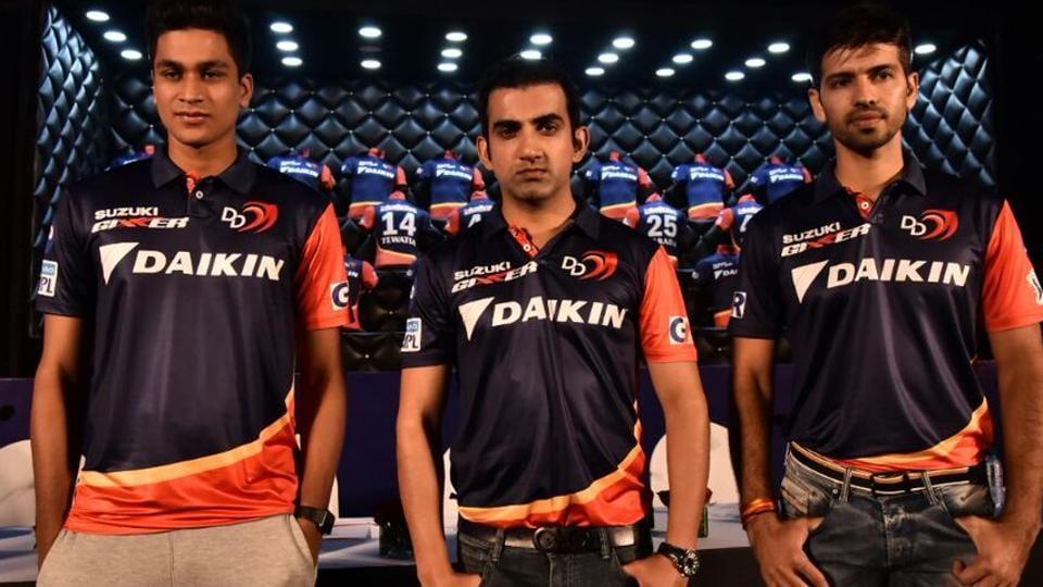 Gautam Gambhir,Delhi Daredevils,Indian Premier League