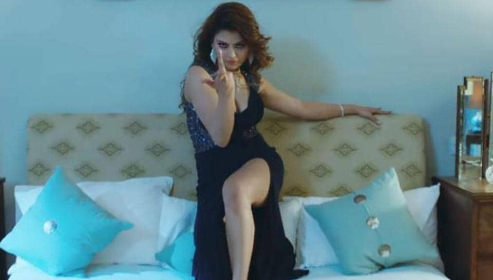 Urvashi Rautela plays the lead in Hate Story 4.