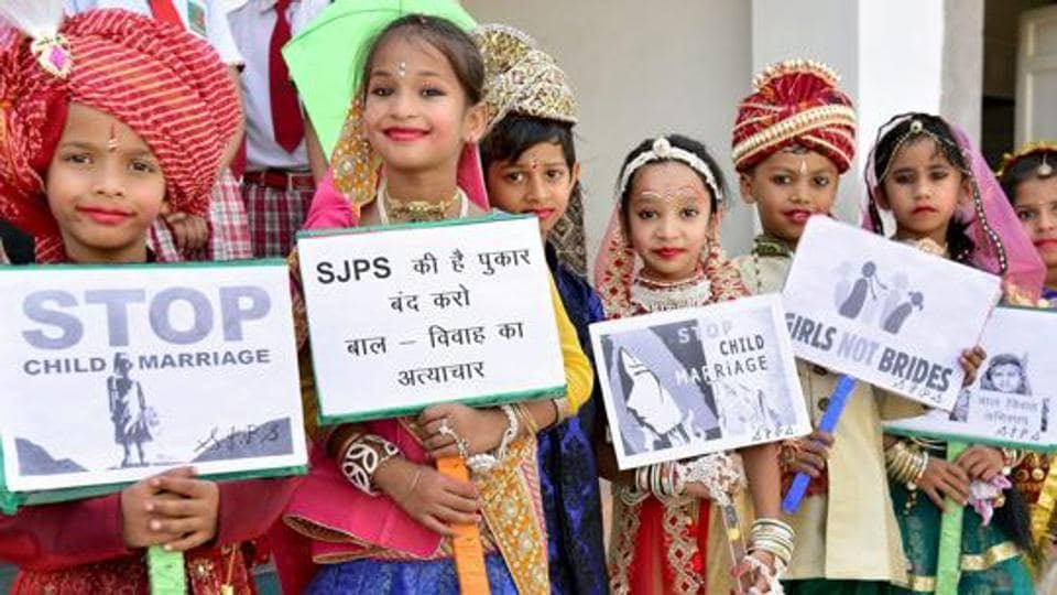 Child marriage,Unicef,Census 2011