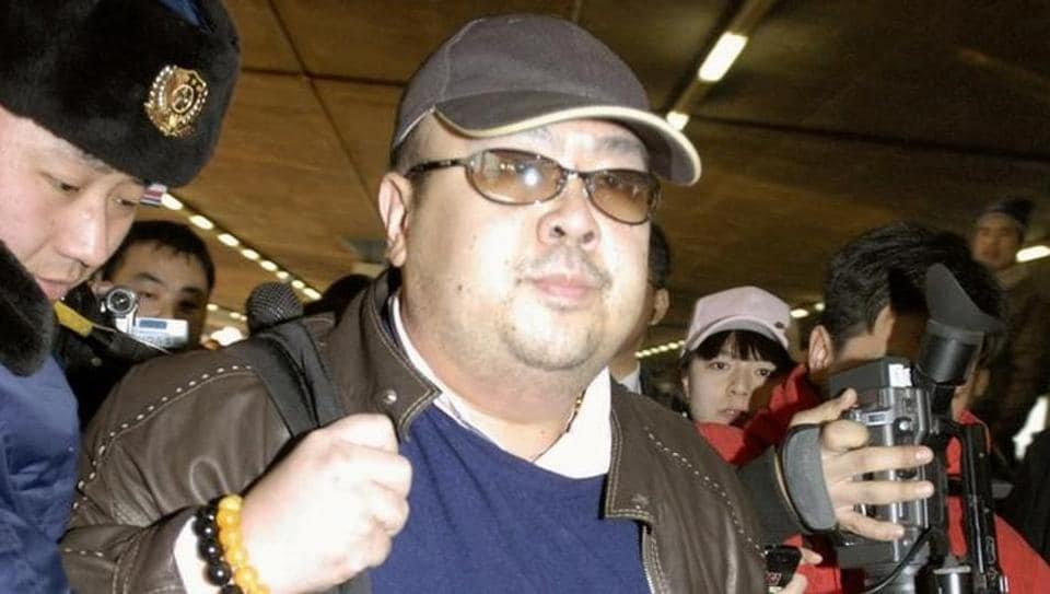 United States imposes sanctions on Pyongyang over slaying of North Korean leader's half-brother