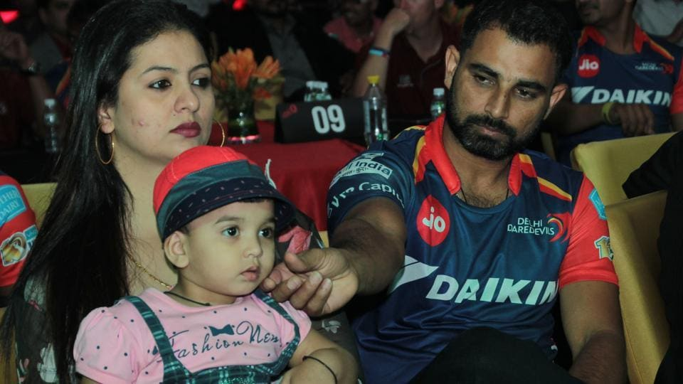 Wife accuses Indian cricketer Mohammed Shami of extramarital affairs