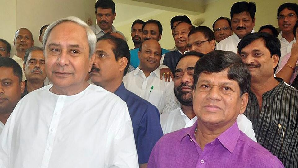 Naveen announces party candidates for three RS seat