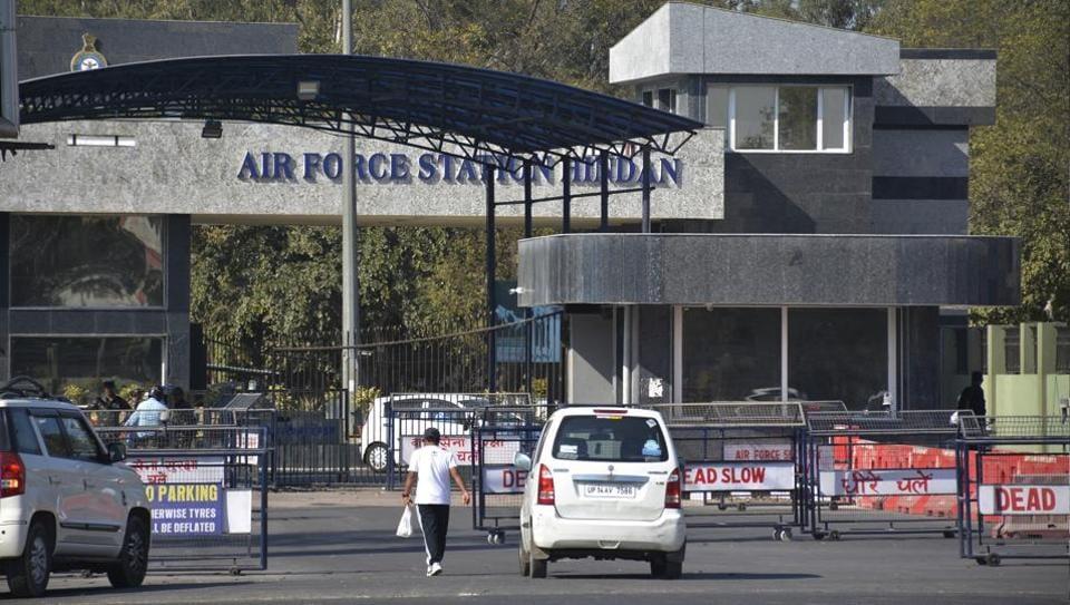 Ghaziabad,IGI Airport,Hindon airbase