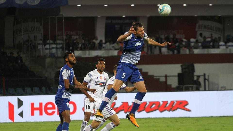 Indian Super League,FCPune City vs Bengaluru FC,live score