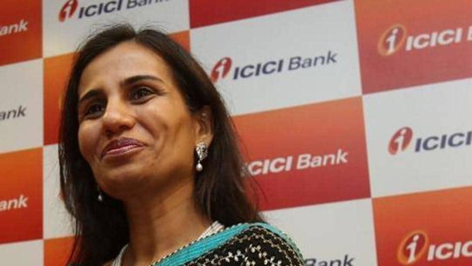 ICICI Bank share price,Chanda Kochhar,ICICI bank