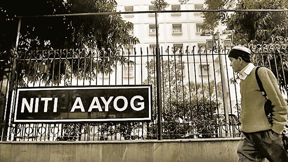 """Niti Aayog vice chairman said the jobs created by """"new employers"""" in the country should also be taken into consideration in employment data."""