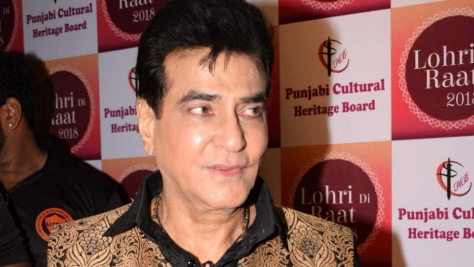 FIR Filed Against Jeetendra in Molestation Case