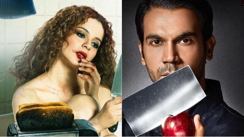 Rajkummar Rao and Kangana Ranaut are back together onscreen after four years with Mental Hai  Kya. They were last paired together in Queen.