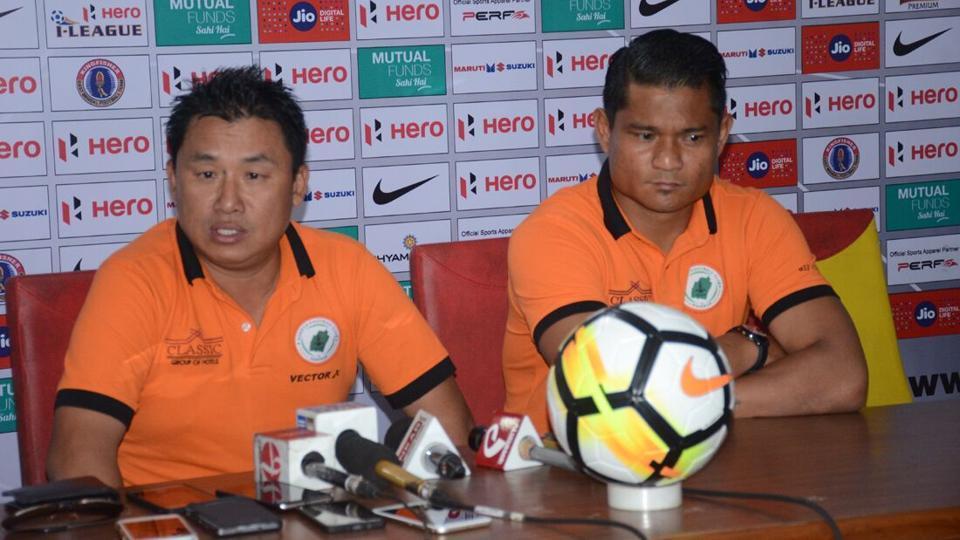 NEROCA FC,Gift Raikhan,I-League