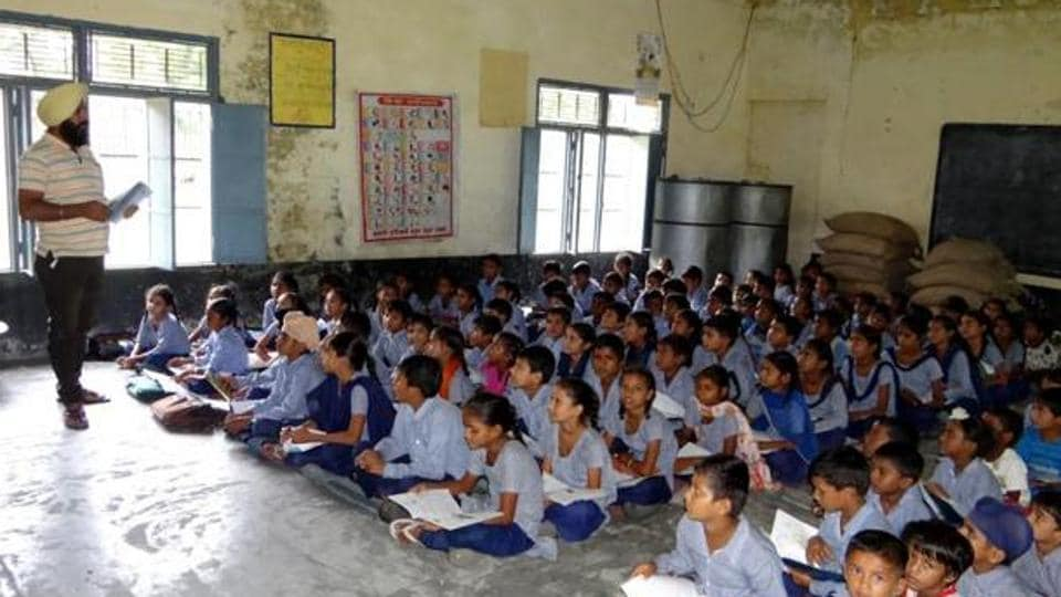 The post of head teacher will be created in primary schools only if the number of students is more than 60 — a move that will motivate teachers to increase the strength and prevent wastage of available manpower, according to officials.