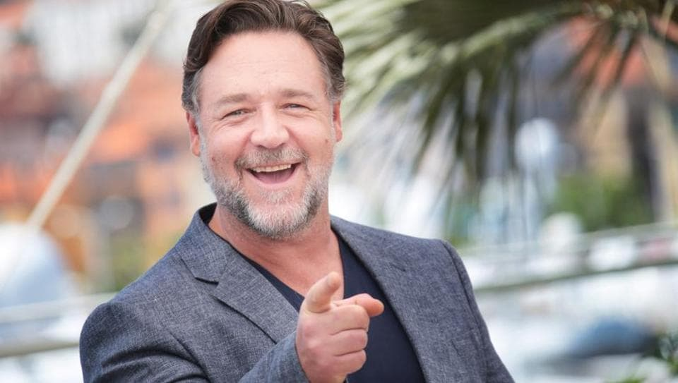 Russell Crowe has been separated from his wife for five years.