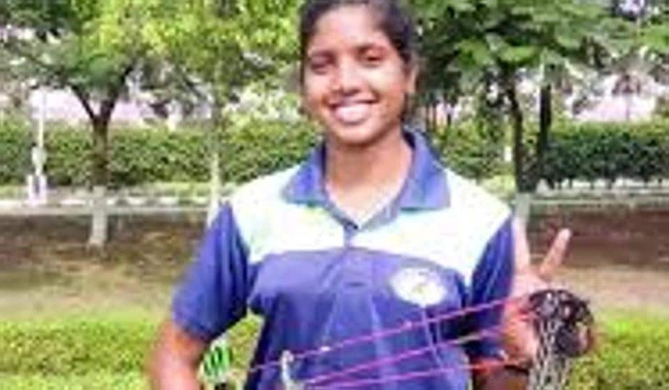 Archery Asia Cup,Archery Asia Cup stage 1,Muskan Kirar