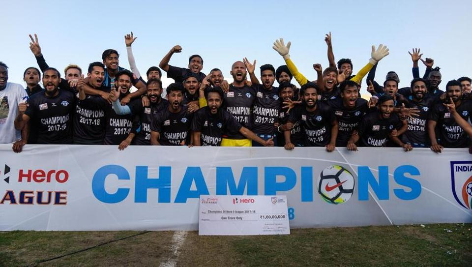 Minerva Punjab became the first team from the state to win since the tournament was rechristened as I-League.