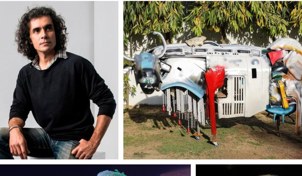 Celebrities such as filmmakers Imtiaz Ali and Ramesh Sippy will talk about their inspirational lives whereas artists such as Kutle Khan will perform at the Imagine Fest, which will also have affordable artworks on display.