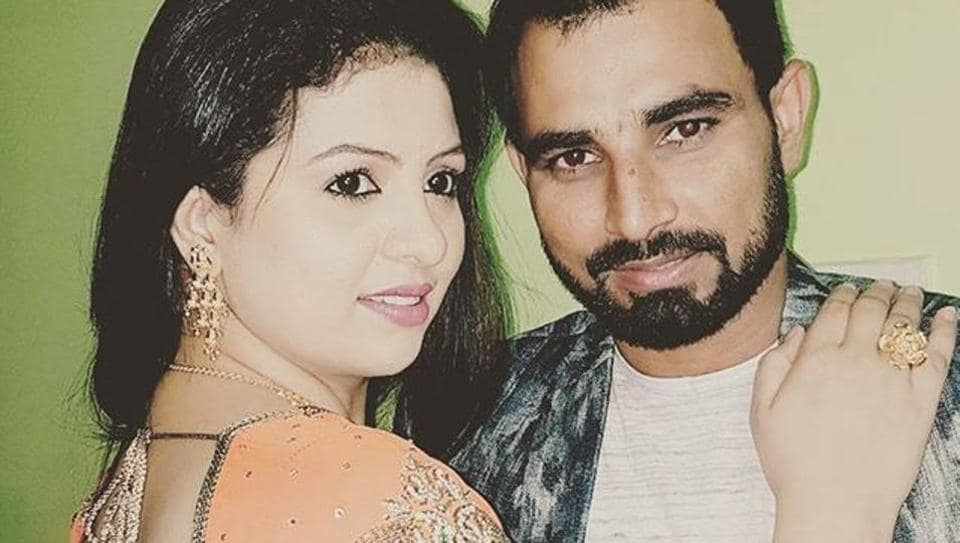 Mohammed Shami,Hasin Jahan,Indian cricket team
