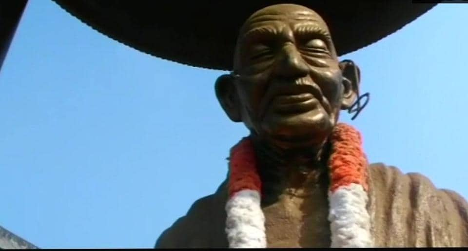 Statues of Gandhi and BR Ambedkar vandalised in Kerala and Tamil Nadu
