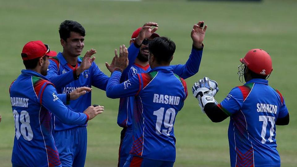 Afghanistan vs Hong Kong,ICC World Cup qualifier,live cricket score