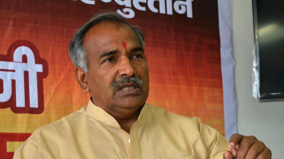 Uttarakhand school education minister  Arvind Pandey.