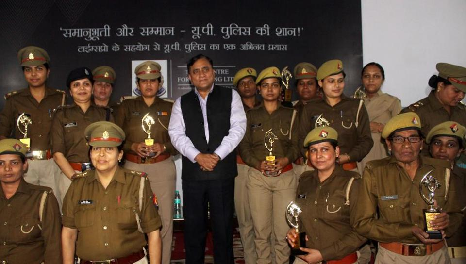 Uttar Pradesh,Lucknow,Woman constable