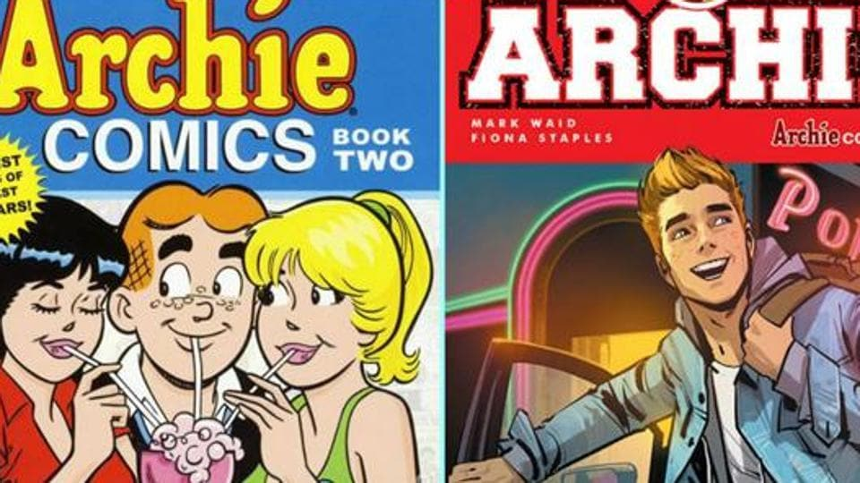Bollywood spin for Archie Comics: Gear up for Indian versions of Archie, Betty, Veronica