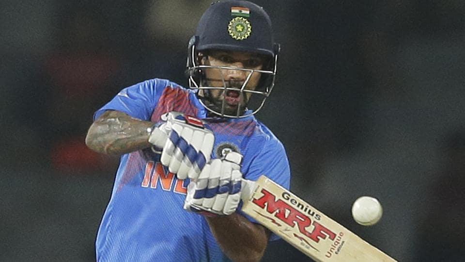 Shikhar Dhawan continues glorious Twenty20 run in Nidahas Trophy 2018