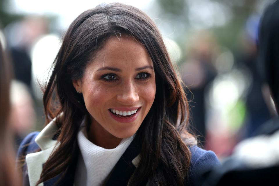 Meghan Markle breaks royal protocol with 10-year-old fan