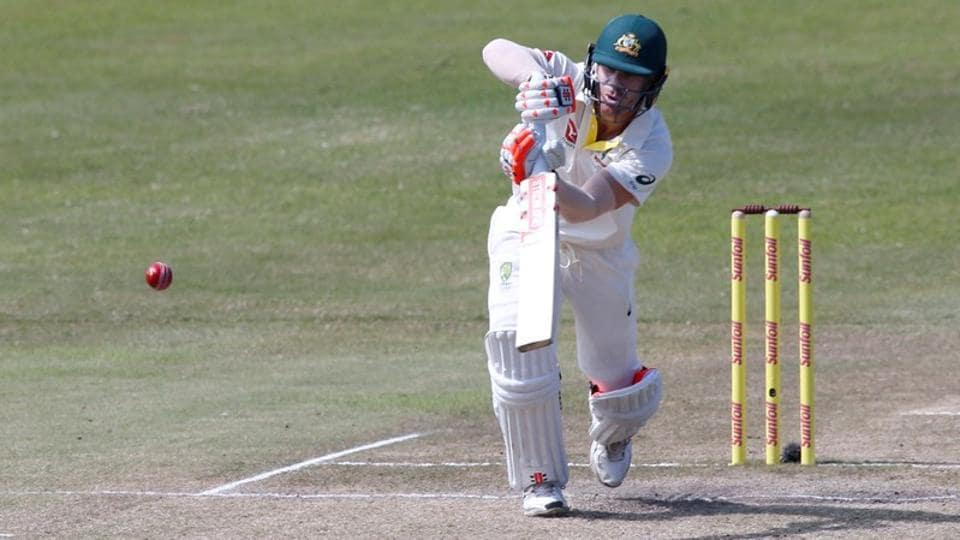 David Warner hits out at 'vile, disgusting' wife jibe by Quinton de Kock