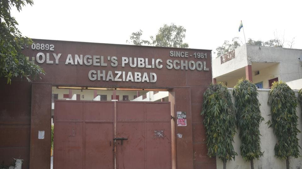 School officials said the student had failed class 9 and could not be issued an admit card.