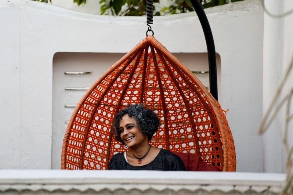 Meena Kandasamy,Arundhati Roy,Indian writers