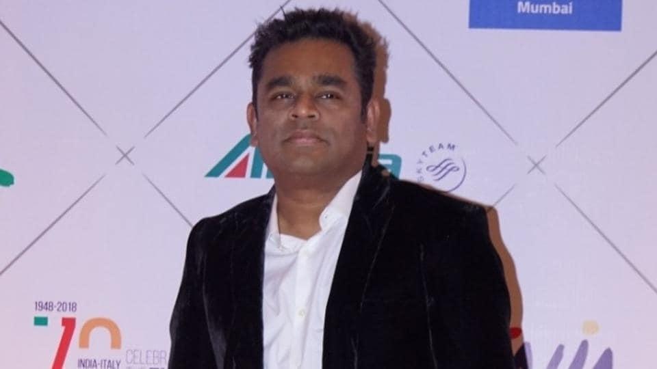 AR Rahman,Sushant Singh Rajput,The Fault In Our Stars