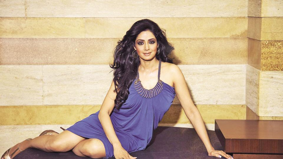 Sridevi was one of the top actors in Bollywood during the '80s and '90s.