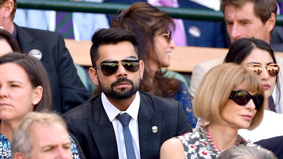 Virat Kohli, who was spotted dancing to Kajra Re at a family wedding, is married to Anushka Sharma.
