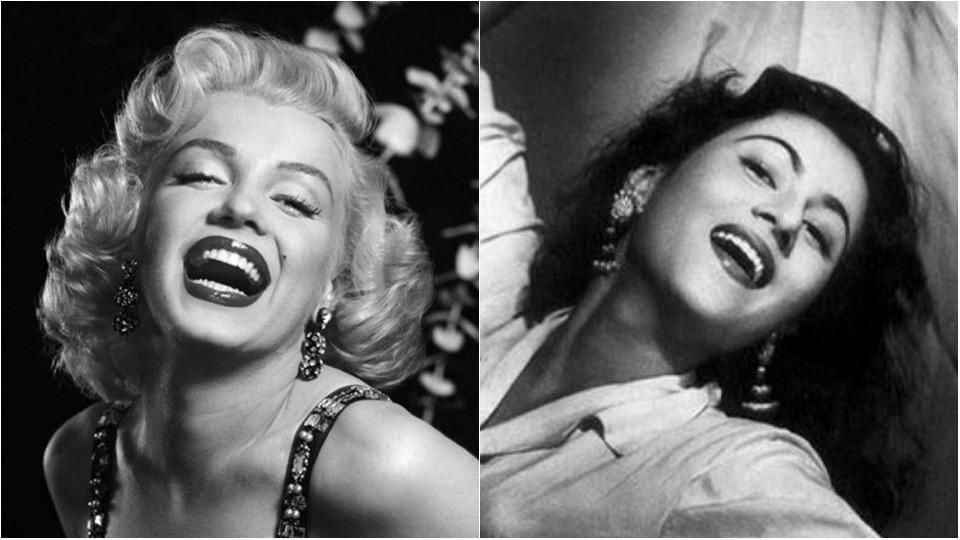 Madhubala,Marilyn Monroe,The New York Times