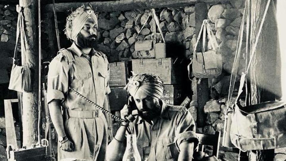 1962 Sino-India war,Subedar Joginder Singh,Gippy Grewal