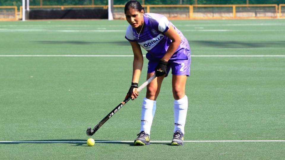 Gurjit Kaur scored the opening goal for Indian women's hockey team against South Korea on Friday.
