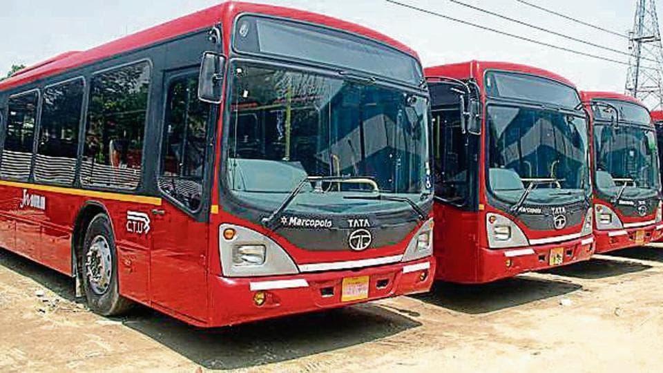 CTU,Chandigarh Transport Undertaking,bus fare doubled