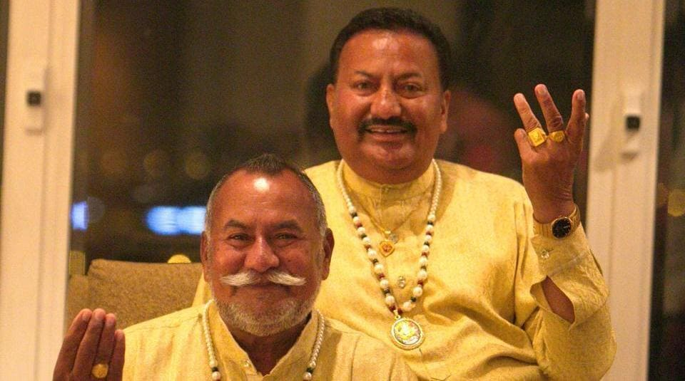 Wadali Brothers, Puran Chand and Pyarelal, won acclaim for their Punjabi Sufi music.