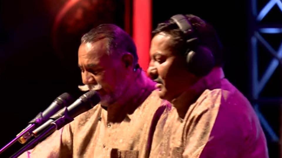 Wadali brothers,Pyarelal Wadali,Puran Chand Wadali