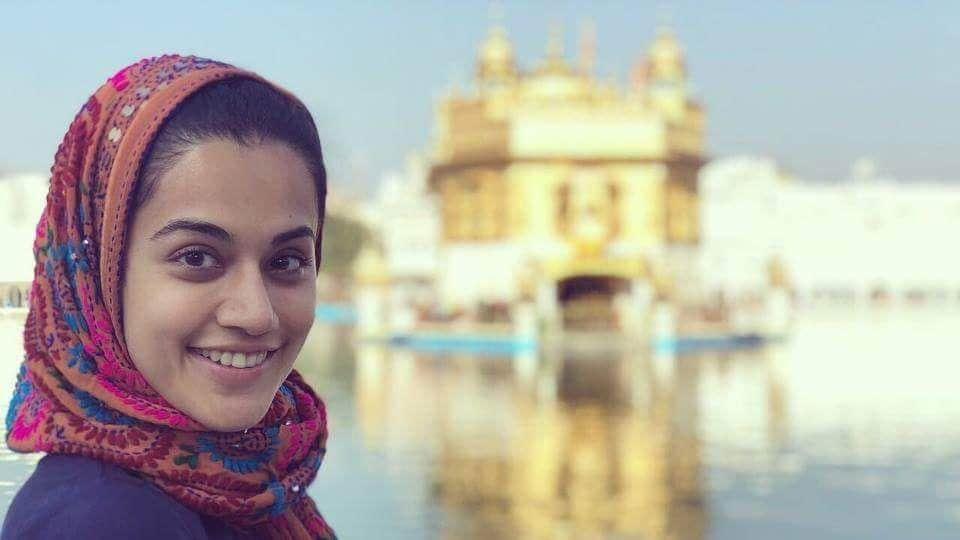 Taapsee Pannu's Dil Juunglee hits theatres on Friday and she is now working on Anurag Kashyap's Manmarziyaan.