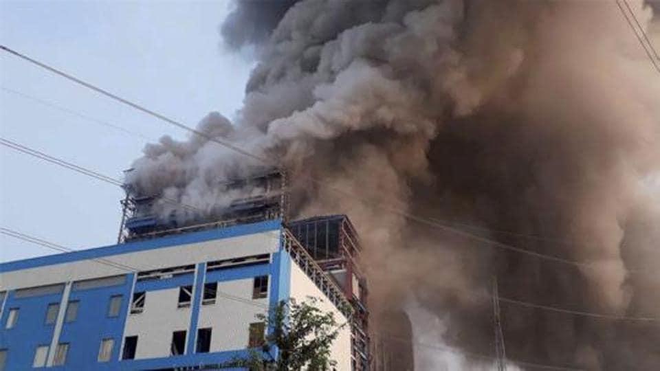 Palghar blast,Maharashtra blast,Palghar chemical factory blast